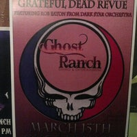 Photo taken at Ghost Ranch Saloon by Andy K. on 3/16/2013