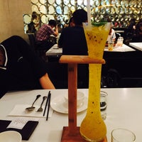 Photo taken at Charme Restaurant by Yan L. on 9/5/2015