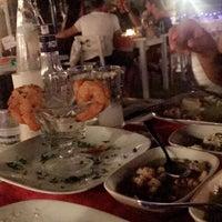 8/26/2017 tarihinde Gulsah L.ziyaretçi tarafından Gelos Dinner&Drink'de çekilen fotoğraf