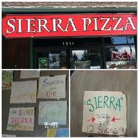 Photo taken at Sierra Pizza by Jody R. on 5/22/2014
