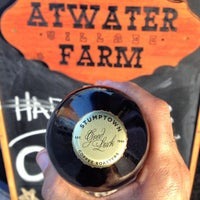 Photo taken at Atwater Village Farm by Jory F. on 1/6/2013
