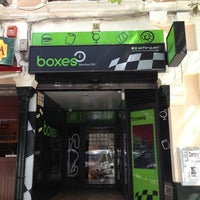 Photo taken at BOXES Adriano by Arancha B. on 8/3/2013