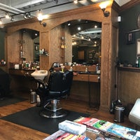 Photo taken at Tweed Barbers of Boston by Leor S. on 8/20/2017