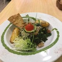 Photo taken at Restaurante Yerbabuena by Renata C. on 6/10/2017
