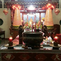 Photo taken at Macho Temple by Alex Y. on 2/7/2014