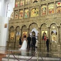 Photo taken at Catedrala Ortodoxă by Mister C. on 7/2/2016