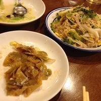 Photo taken at 台湾キッチン ユウラ (游羅) 青物横丁店 by Waraya S. on 12/2/2013