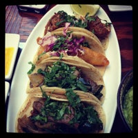 Photo taken at Tacolicious by Jericka B. on 3/13/2013