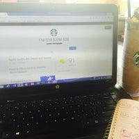 Photo taken at Starbucks by Marisa M. on 7/4/2015
