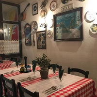 Photo taken at Osteria Stromboli by Nourah A. on 7/22/2017