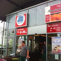 Photo taken at Jibi Markt by -- p. on 6/21/2013
