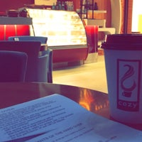Photo taken at Cozy Coffee House  by Nonioh .. on 12/2/2016