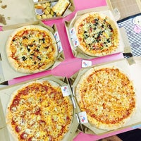 Photo taken at Domino's Pizza by Liyana A. on 8/31/2017