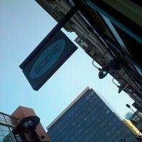 Photo taken at Scene Ultra Lounge by Ernestine C. on 10/24/2012