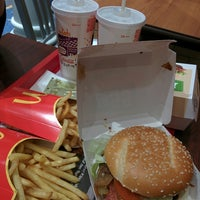 Photo taken at McDonald's by Dominic W. on 1/7/2015