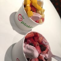 Photo taken at Pinkberry by nrjis on 7/16/2016