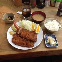 Photo taken at Ajissai Restaurante by Daniel Y. on 10/21/2013