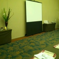 Photo taken at Mainsail Conference Center by Ruth H. on 10/15/2012