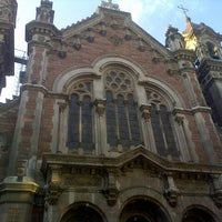 Photo taken at Basílica de San Juan El Real by Romana D. on 8/7/2014