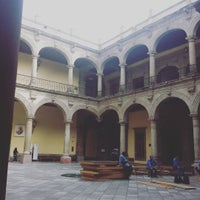 Photo taken at Museo de Medicina by Abby R. on 11/27/2015