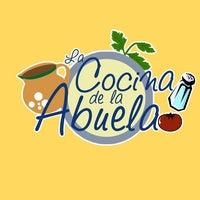 Photo taken at La Cocina de la Abuela by Donny A. on 8/11/2014