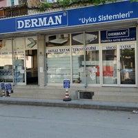 Photo taken at Derman Yatak by Mustafa K. on 8/11/2014