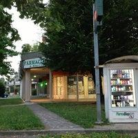 Photo taken at Farmacia Santa Rita by Mariano D. on 7/1/2013
