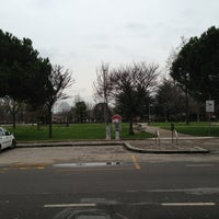 Photo taken at Giardini Santa Croce by The perfect O. on 3/26/2013