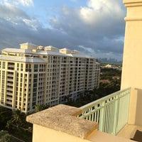 Photo taken at The Ritz-Carlton Key Biscayne, Miami by Ron V. on 10/26/2012