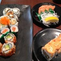 Photo taken at Sushi Kiosk by Sujono S. on 5/3/2013