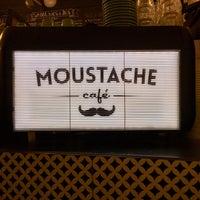 Photo taken at Moustache Café by Itien L. on 12/18/2017
