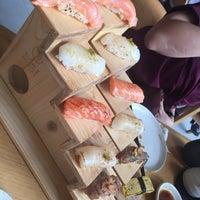 6/13/2018 tarihinde Dessy H.ziyaretçi tarafından Sushi Hiro'de çekilen fotoğraf