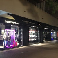 Photo taken at Emporio Armani by Laura C. on 9/26/2012