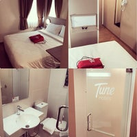 Photo taken at Tune Hotels Davao by Joseph S. on 1/4/2014
