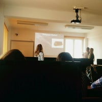 "Photo taken at Universitatea ""Petru Maior"" by Anastasia S. on 10/14/2016"