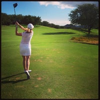 Photo taken at Wailea Golf Club by Anne L. on 2/23/2013