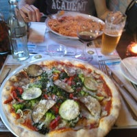 Photo taken at Pizzeria Aquila by Femke D. on 9/13/2015