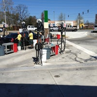 Photo taken at Cactus Car Wash - Marietta/East Cobb by Isa H. on 4/1/2013