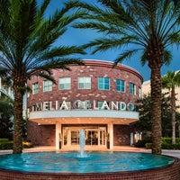 Photo taken at Melia Orlando Suite Hotel at Celebration by Melia Hotels International on 8/14/2014