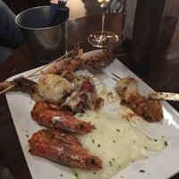 Photo taken at Cantina Do Spade by Christina O. on 3/29/2018