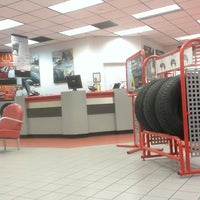 Photo taken at Discount Tire Store by Obed G. on 2/19/2014