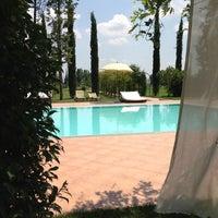 Foto scattata a Garden Resort & Spa San Crispino da Matteo S. il 7/13/2013