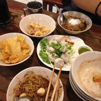 Photo taken at Rue Thong Boat Noodle by ZYNGA on 7/7/2017