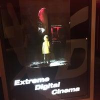 Photo taken at Cinemark by Pablo M. on 10/9/2017