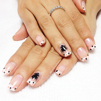 Photo taken at Lovely Nails Toronto by Lovely Nails Toronto on 4/24/2015