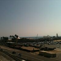 Photo taken at Santa Monica Beach Parking 1N by Igor D. on 10/2/2013