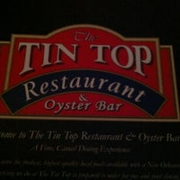 Photo taken at Tin Top Restaurant & Oyster Bar by Jay S. on 6/30/2013
