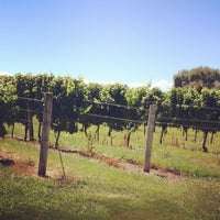 Photo taken at Trius Winery at Hillebrand by Kate R. on 8/10/2013