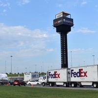 Photo taken at Kansas Speedway by Wayne R. on 8/20/2017