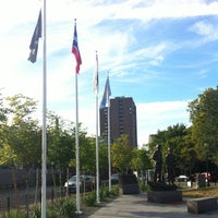 Photo taken at Puerto Rican Veterans Sq. by Eloy G. on 9/14/2014